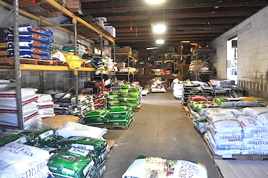 Extensive Selection of Animal Feed